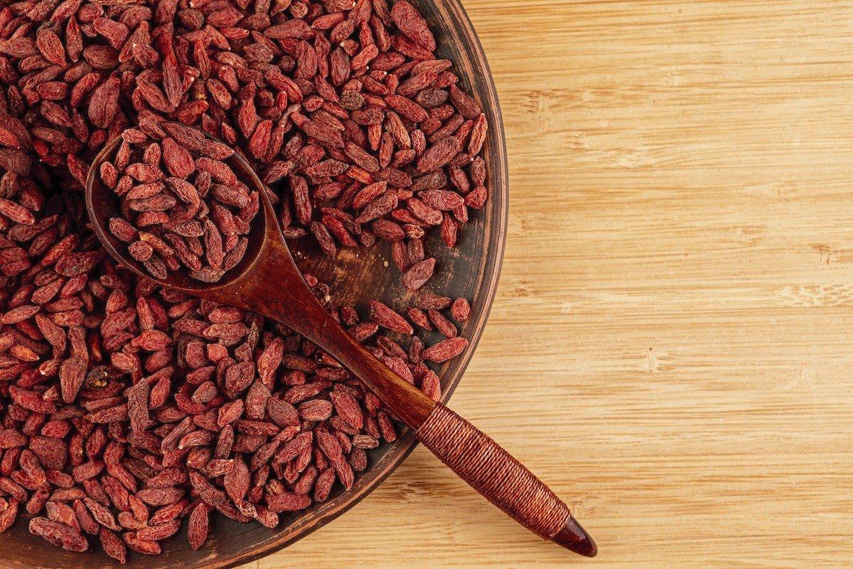 Omlazující plody Goji - krém na ruce - Království TianDe