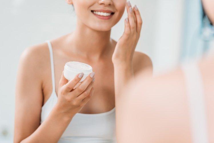 Hydratační krém na mastnou pleť a akné