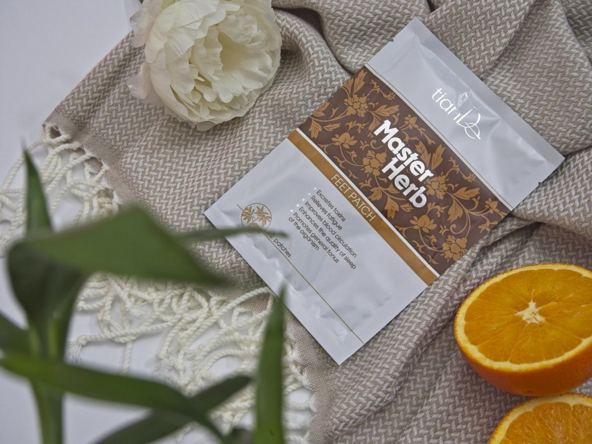 Detoxikační náplast Master Herb