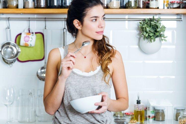 Zdravá svačina a snídaně - TianDe