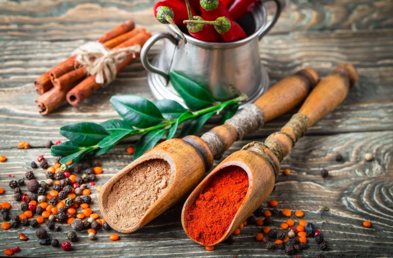 Zahřívací potraviny TČM