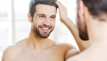 Vypadávání vlasů muži