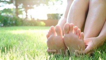 Jak se zbavit plísně na nohou
