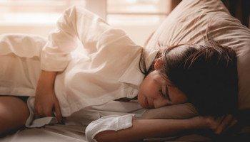 Bolestivá menstruace