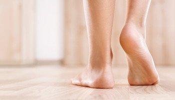 Mykóza nehtů na nohou