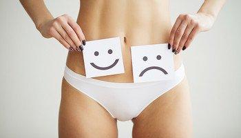 Hnědá menstruace