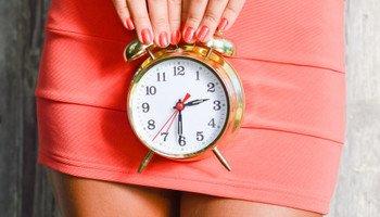 Předčasná menstruace - příčiny