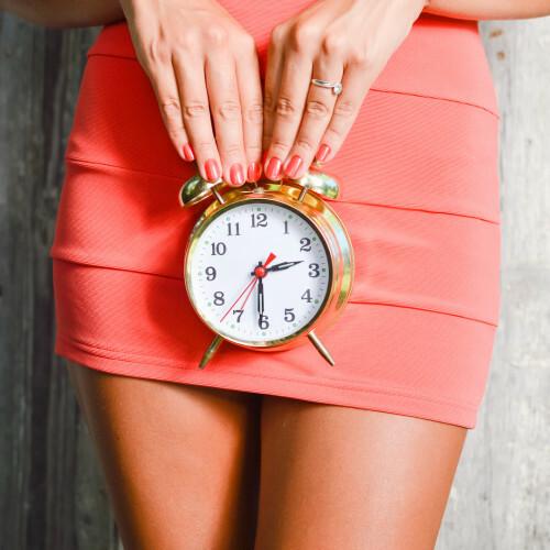 Předčasná menstruace není tabu. Zjistěte příčiny