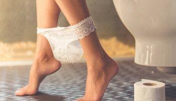 Slabá menstruace - příčiny
