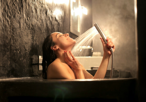 Relaxujte při sprchování. S TianDe vás čeká opravdový spa zážitek