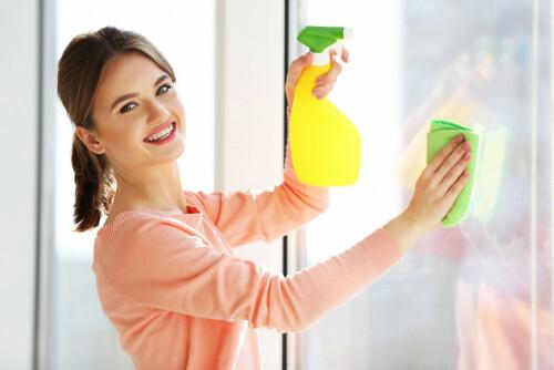 Jak umýt okna bez velké dřiny? S tianDe to půjde raz dva