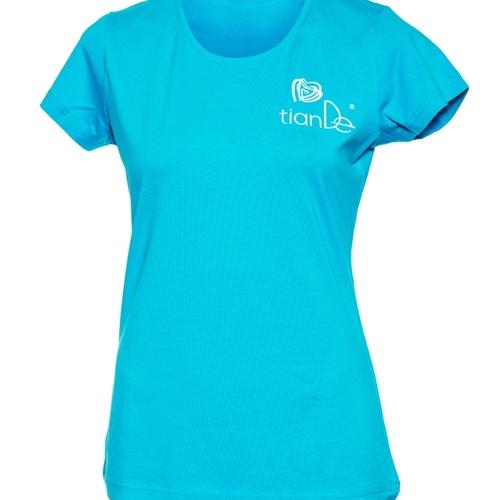 Tiande reklamní triko dámské XS