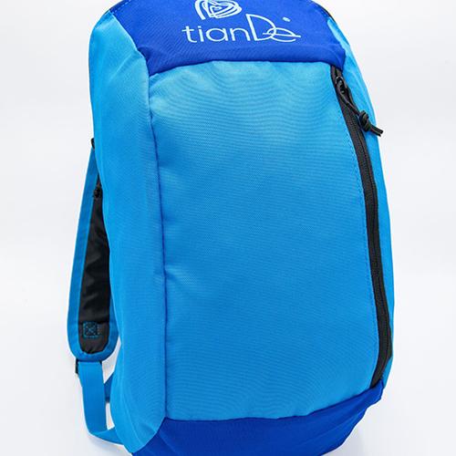 Sportovní batoh modré barvy