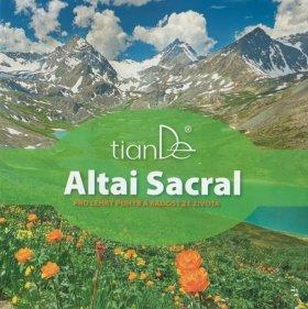 Brožura Altai Sacral
