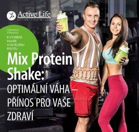Brožura Mix Protein Shake