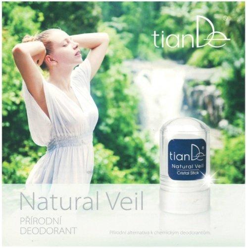 Brožura Krystalický deodorant Natural Veil
