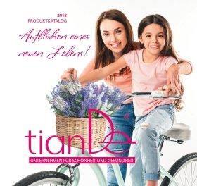 Katalog 2018 TianDe (DE)