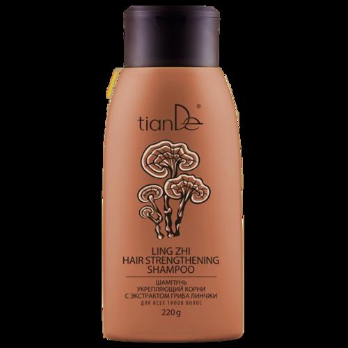 Šampon pro posílení vlasů s extraktem Ling Zhi