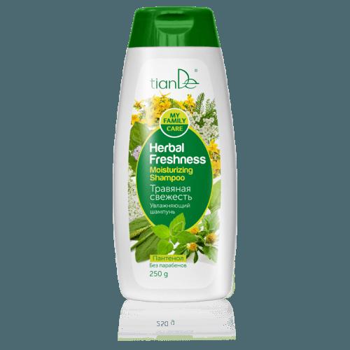 Hydratační šampon Bylinná svěžest