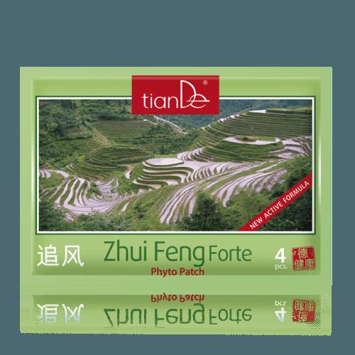 Kosmetická tělová fytonáplast Zhui Feng Forte