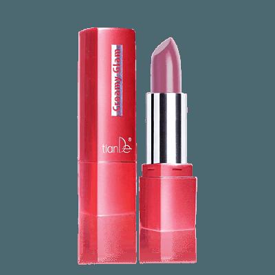 Rtěnka Creamy Glam 128 - Růžový řebříček