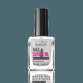 Olej na nehty a nehtovou kůžičku