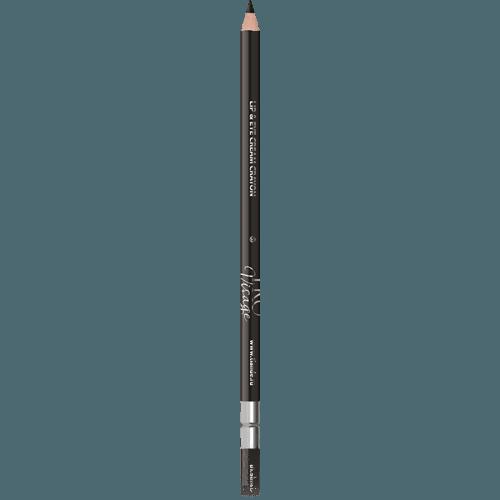 Tužka na rty a oči - č. 01  Black