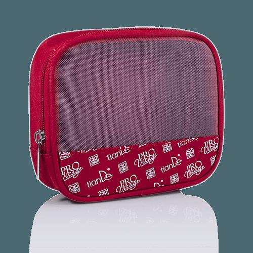 Kosmetická taštička TianDe Červená