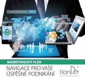 """Brožura ,,Marketingový plán 2019/2020"""""""