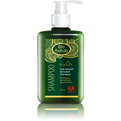Šampón-aktivátor růstu vlasů