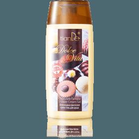Sprchový gel s vůní čokolády