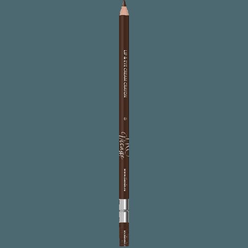 Tužka na rty a oči - č. 02  Dark Brown