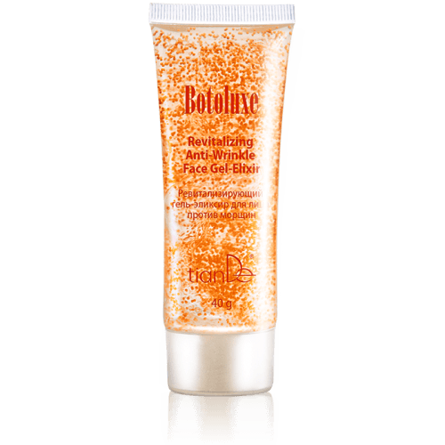 BOTOLUXE revitalizační  gel - zlatý