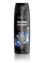 Pánský sprchový gel se stříbrem