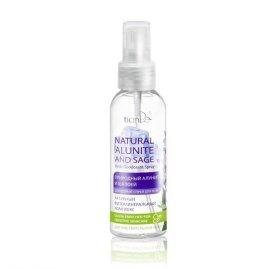 Tělový deodorant ve spreji - Přírodní alunit a šalvěj