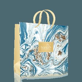 Papírová dárková taška Coast of Azure TianDe