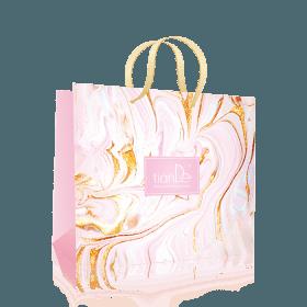 Papírová dárková taška Coast of AzureTianDe