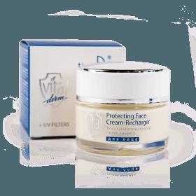 Regenerační a ochranný pleťový krém