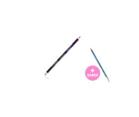Oboustranná tužka na oči + Tužka na rty a oči - č. 31 Azure
