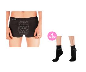 Pánské spodní prádlo vel. L + ponožky vel. 22