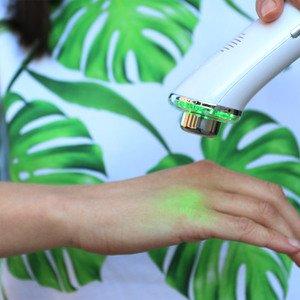 Fotoner - zelené světlo
