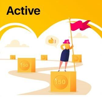 DeCoins Active