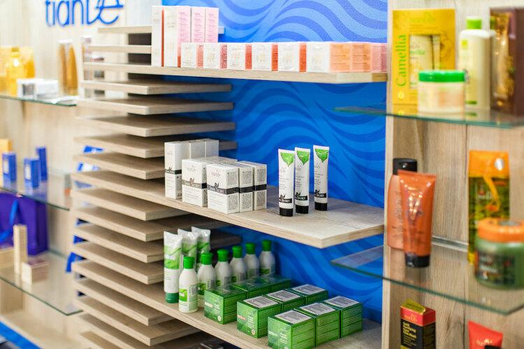 Kosmetika TianDe - produkty