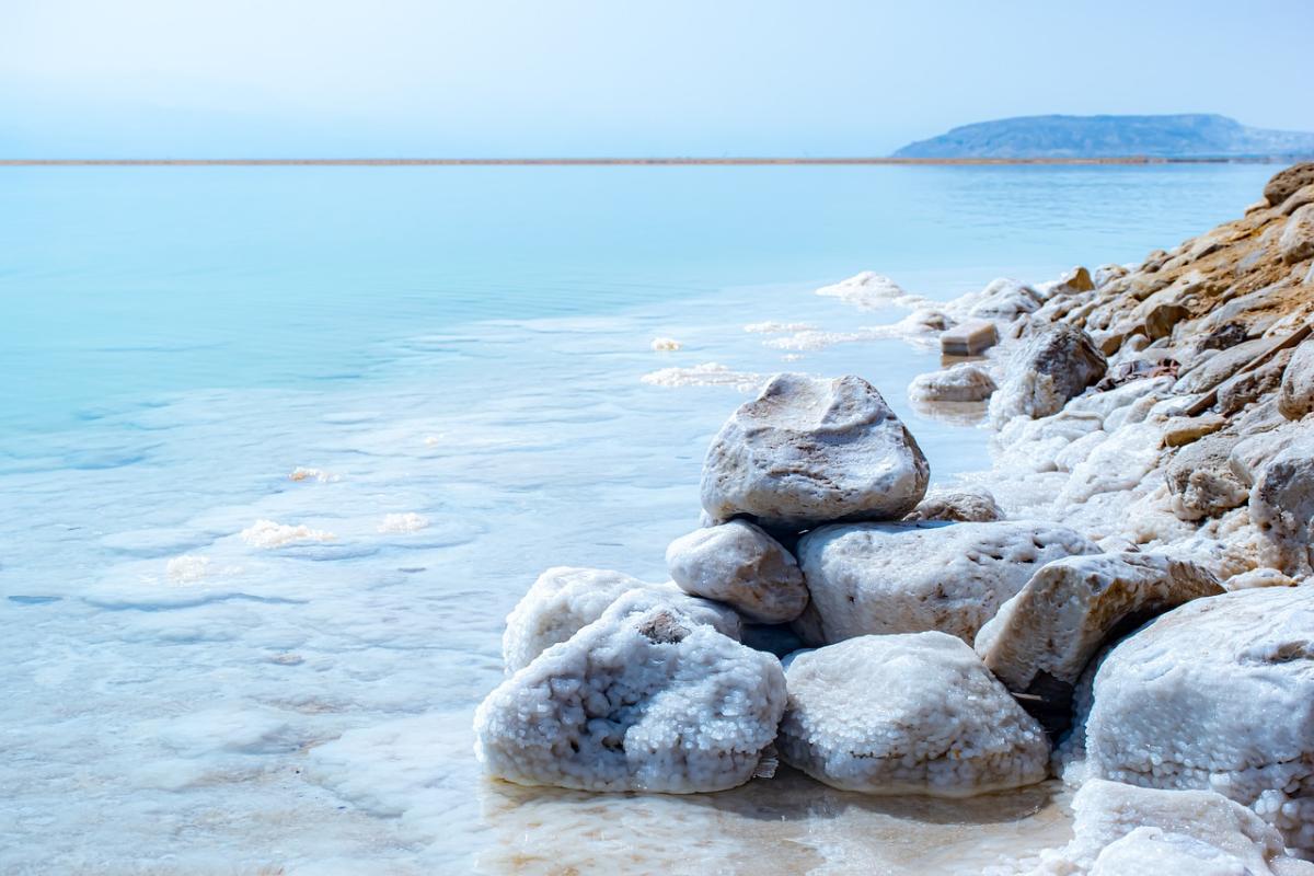 Sůl Mrtvého moře