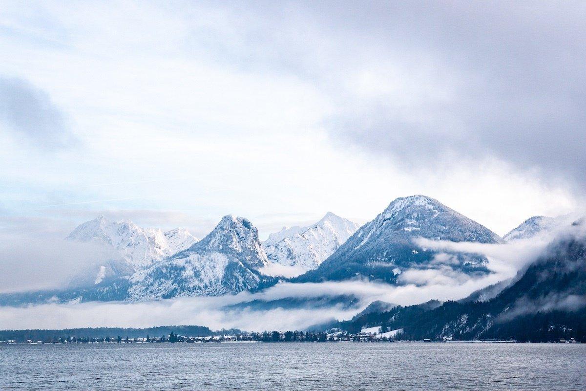 Krém Aquaterapie s ledovcovou vodou