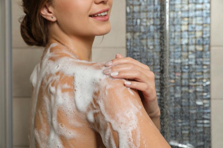 Sprchové gely TianDe