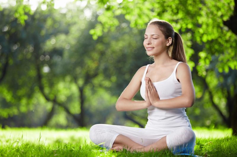 Menstruační cyklus podle TČM - relaxace