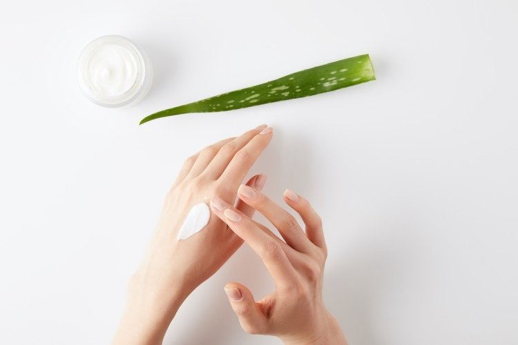 Aloe vera gel na pleť - Království TianDe
