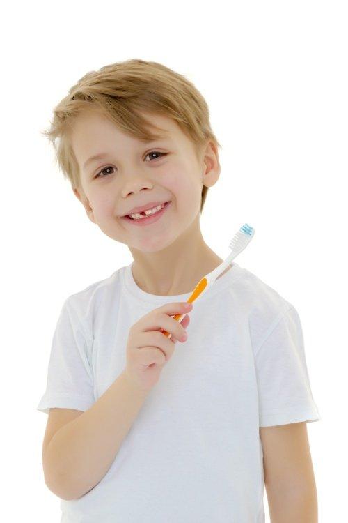 Péče o dětské zuby - Království TianDe
